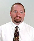 Photo of Dan Surdam, Associate Director of Sports Information